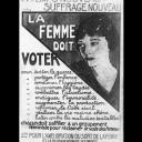 1944 : les femmes obtiennent le droit de vote