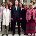 2000 : loi de parité en milieu politique