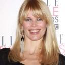 Claudia Schiffer : gérer la repousse de sa frange