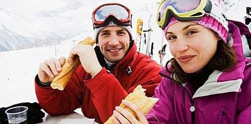 Quiz bien manger au ski