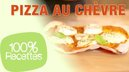 pizza au chèvre