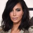 Kim-Kardashian-carré long