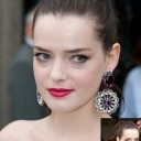 Queue de cheval chic Roxane Mesquida
