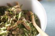 emince-de-veau-en-salade-de-courgettes-et-menthe