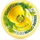 Exfoliant tendre citron, Body Shop