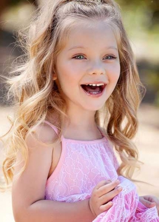Mod le coiffure petite fille diaporama beaut doctissimo - Modele coupe petite fille ...