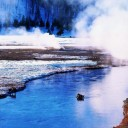 Parc National de Yellowstone - USA