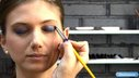 Comment faire un smoky eyes coloré ?
