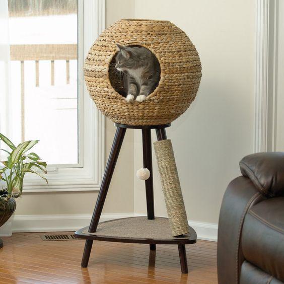 Arbre a chat - Les plus beaux modèles repérés sur Pinterest ...