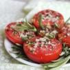 Tomates aux oignons