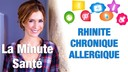 rhinite chronique allergique