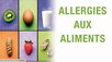allergies aux aliments