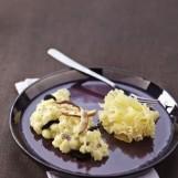 Pommes de terre à la Tête de Moine AOC façon risotto