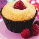 cupcake-miel-framboise