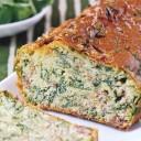 cake-roquette-pancetta-parmesan