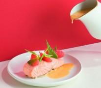 pave-de-saumon-poche-au-pamplemousse-de-floride-soja-et-pois-gourmands