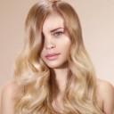 Cheveux bouclés blonds printemps été 2016 Intermède
