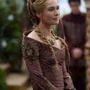 Chignon tresse Cersei Lannister