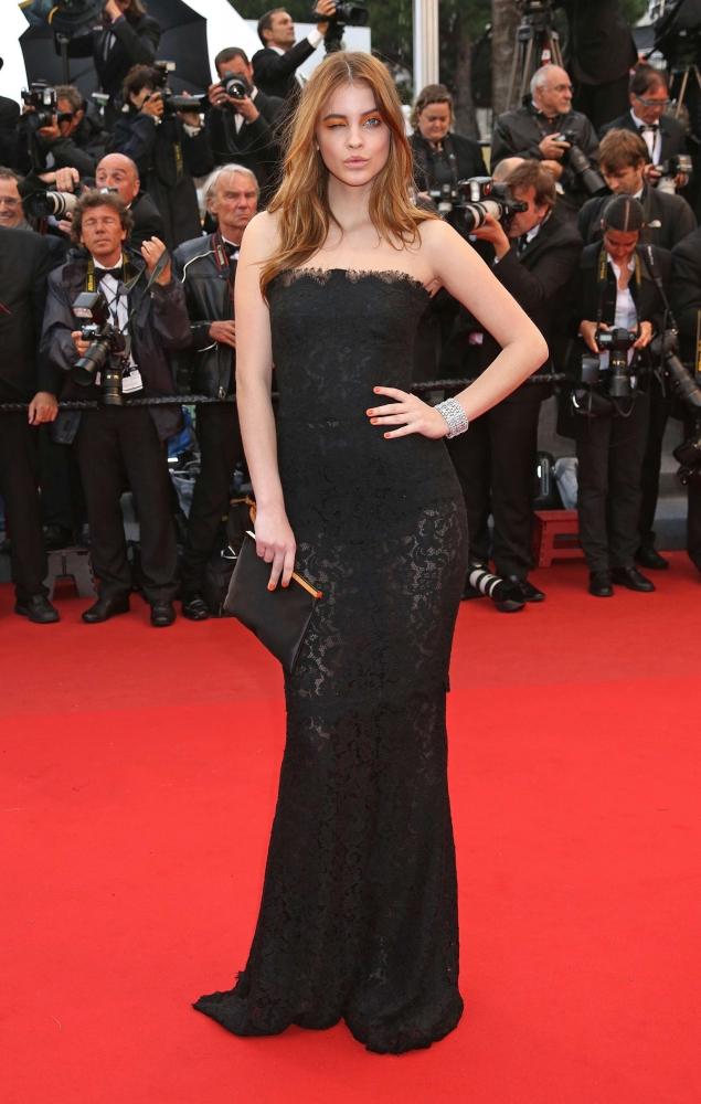 barbara palvin robe cannes 2013 diaporama beaut doctissimo. Black Bedroom Furniture Sets. Home Design Ideas