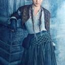 Coiffure Arya Stark