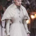 Coiffure couronne Sansa Stark