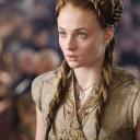 Coiffure de Sansa Stark