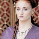 Couronne tressée Sansa Stark
