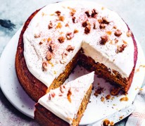 Carrot cake p 71