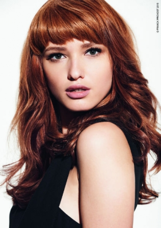 coupe cheveux longs femme printemps t 2015 franck. Black Bedroom Furniture Sets. Home Design Ideas