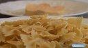 Farfalles sauce aux champignons et Foie gras poêlé