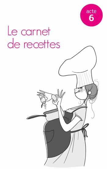 Le carnet de recettes - Diaporama Grossesse - Doctissimo