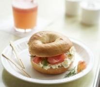 bagel-frais-au-pamplemousse-de-floride