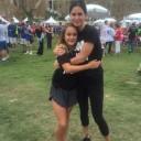 Courtney Cox et sa fille Coco