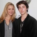 Lisa Kudrow et son fils Jullian Murray