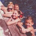 Jillian Dempsey et ses 3 enfants