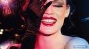 Le rouge à lèvres rouge vu par Dany Sanz