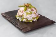risotto-au-canard-confit-legumes-verts