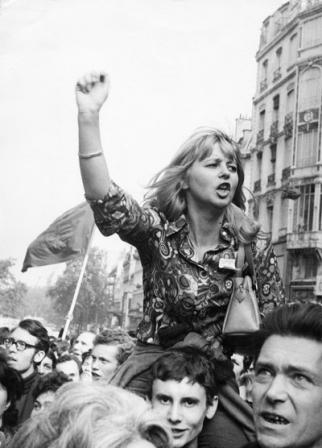 Resultado de imagen de mayo del 68 francia