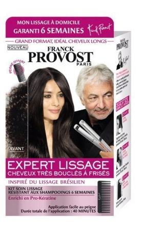 Expert lissage de franck provost a little piece of - Lissage bresilien franck provost salon ...