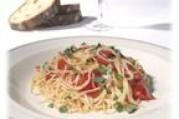 Salade de pâtes au thon et au basilic