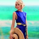 Coloration blonde printemps-été 2015 @ Camille Albane