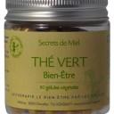 Thé vert Secrets de Miel