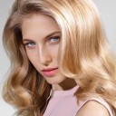 Coloration blonde printemps-été 2015 @ Intermede