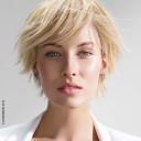 Coloration cheveux blonde printemps-été 2015 @ Intermede