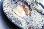 recette-daurade croute de sel