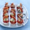 Tomates de France caramélisées au Morbier