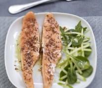 saumon-ecossais-label-rouge-mi-cuit-au-carvi-jeunes-pousses-d-epinard-et-pomme-verte-au-citron