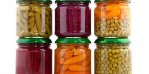 Quiz sur les conserves de légumes