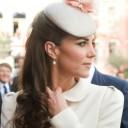 Kate Middleton le 4 août 2014