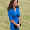 Kate Middleton le 5 août 2014